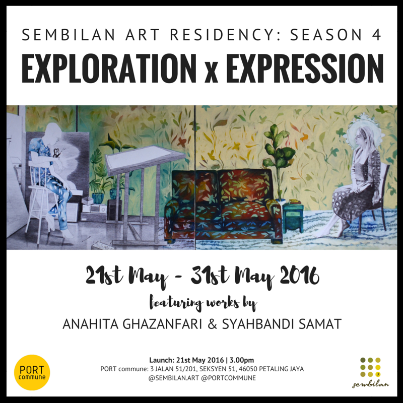 Exploration x Expression – Anahita & Syahbandi