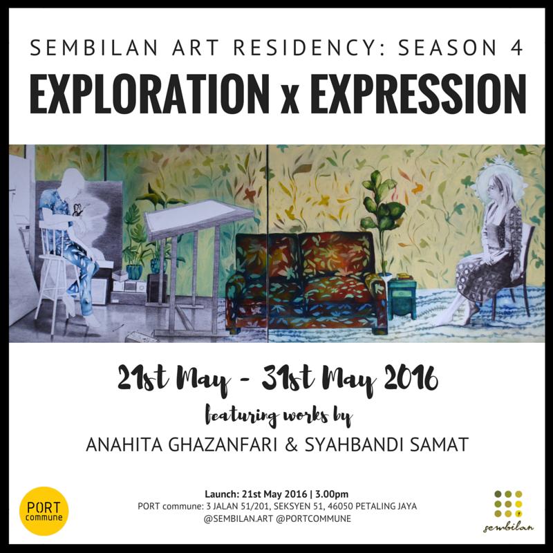 Exploration x Expression – Anahita &Syahbandi