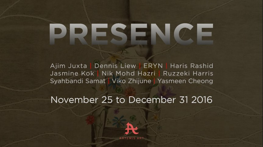 Presence at Artemis Art
