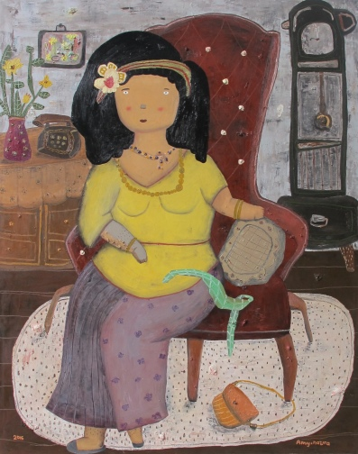 Amy Nazira
